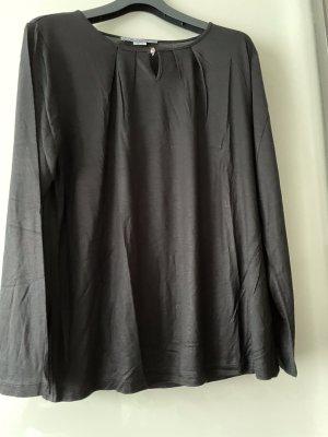 Ashley Brooke Shirt basique noir