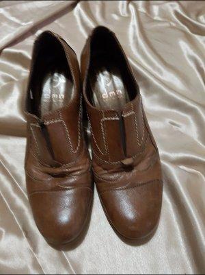 Slip-on Sneakers brown