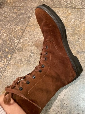 Tod's Lace-up Boots brown