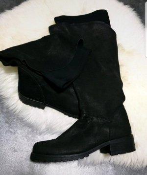 Petra Dieler Stretch Boots black