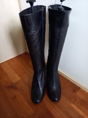 Damenstiefel  schwarz gr 41