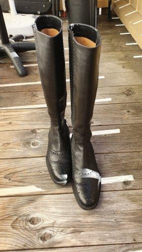 Truman's Stretch Boots black