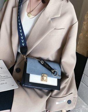 100% Fashion Sac à main argenté
