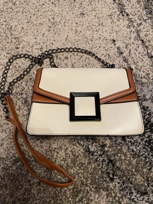 100% Fashion Mini Bag white-beige