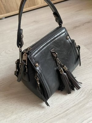 100% Fashion Minibolso negro