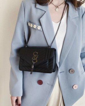 100% Fashion Borsetta nero