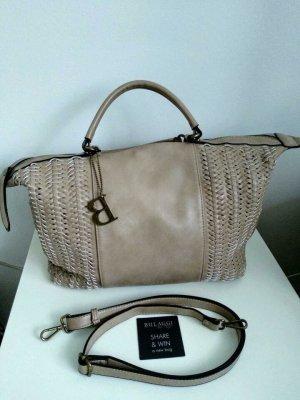 Bulaggi Carry Bag beige polyurethane