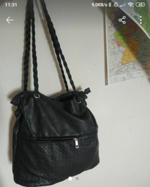 Title unknow Basket Bag black