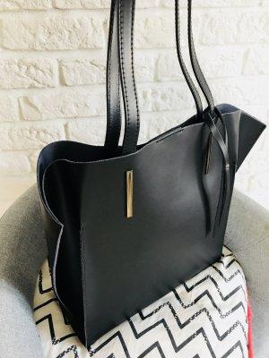 Borse in Pelle Italy Handbag black leather
