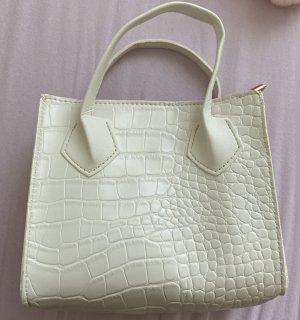 Damentasche Krokodil Muster