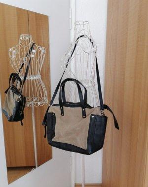 Damentasche Ledertasche Umhängetasche Zara Woman Leder