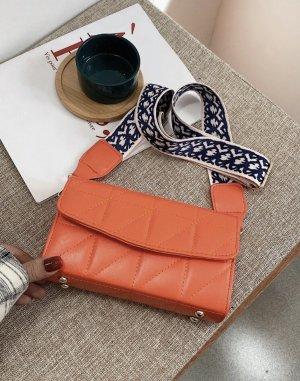 100% Fashion Sac à main orange