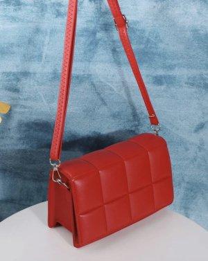 100% Fashion Sac à main rouge