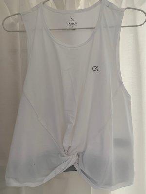 Calvin Klein Haut basique blanc-noir