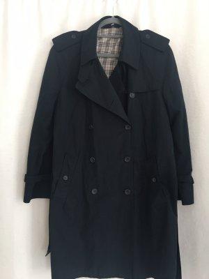 Barisal Trenchcoat donkerblauw