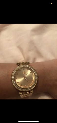 Judith Williams Analoog horloge goud