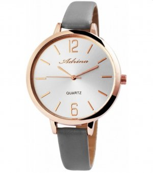 Analog Watch rose-gold-coloured-grey