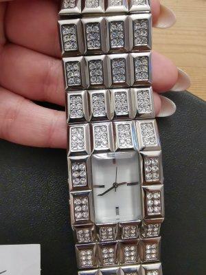 Senso di Donna Analog Watch silver-colored
