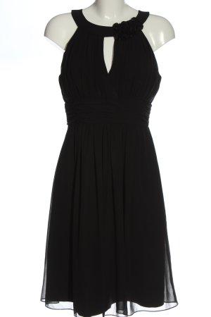 Damiani Minikleid schwarz Elegant