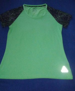 Crivit Sports Shirt lime-green