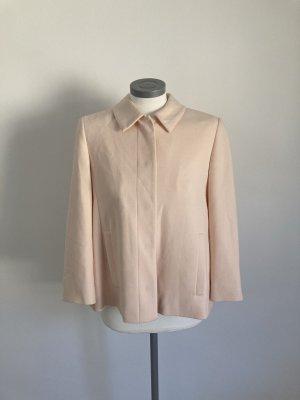Damo Amsterdam Jacke Weste Blazer rosa rose nude 38 M