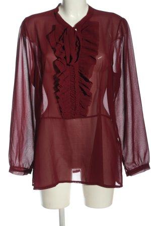 Damsel in a dress Langarm-Bluse