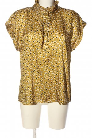 Damsel in a dress Slip-over Blouse allover print casual look