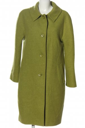 Damsel in a dress Wool Coat green classic style