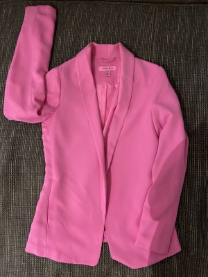 Amisu Blazer de esmoquin rosa