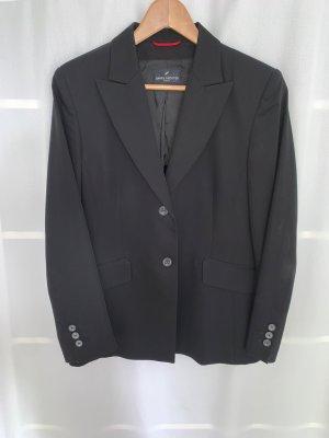 Daniel Hechter Trouser Suit black mixture fibre