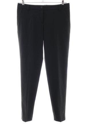 Daniel Hechter Pantalon de costume noir style d'affaires
