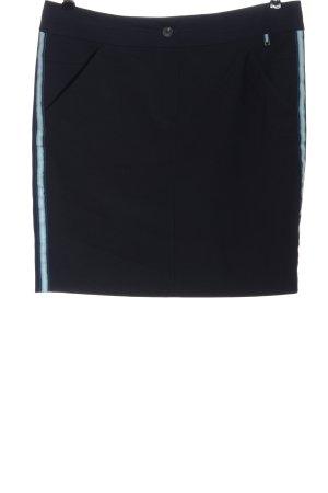 Daniel Hechter Pencil Skirt blue casual look