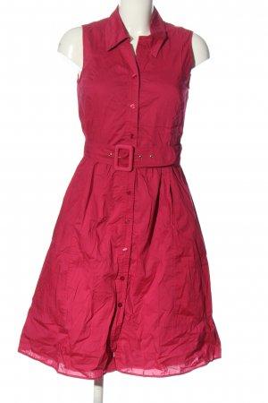 Daniel Hechter Blouse Dress red casual look