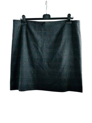 Daniel Hechter Midi Skirt dark grey-anthracite