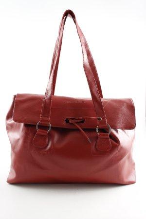 Daniel Hechter Handtasche rot Casual-Look