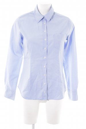 Daniel Hechter Hemd-Bluse himmelblau Business-Look