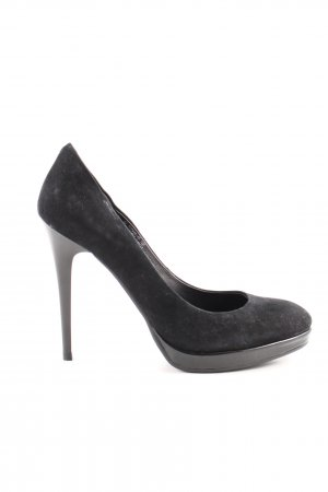 Daniel Hechter High Heels schwarz Business-Look