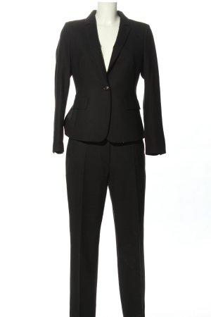 Daniel Hechter Tailleur-pantalon noir style d'affaires