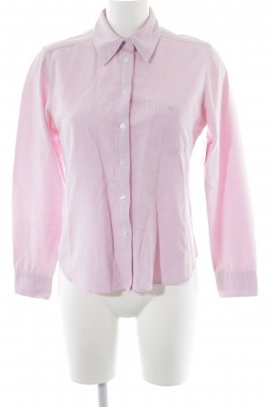 Daniel Hechter Langarmhemd rosa Casual-Look