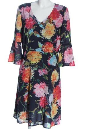 Daniel Hechter Longsleeve Dress allover print casual look
