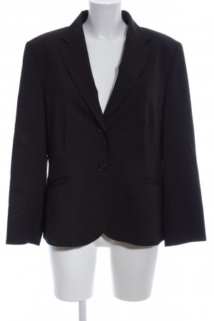 Daniel Hechter Long-Blazer schwarz Business-Look