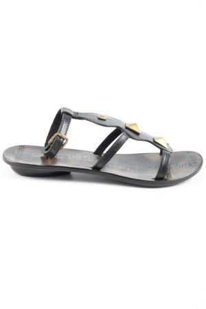 Daniel Hechter Strapped Sandals black