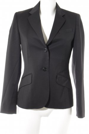 Daniel Hechter Smoking-Blazer schwarz Business-Look