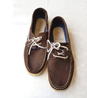 Daniel Hechter Lace-Up Sneaker dark brown