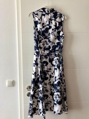 Daniel Hechter Summer Dress white-dark blue