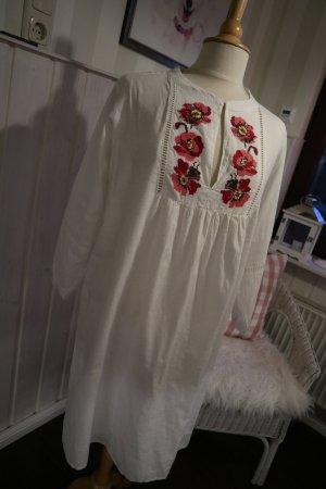 Daniel Hechter Tunic Dress white-pink cotton