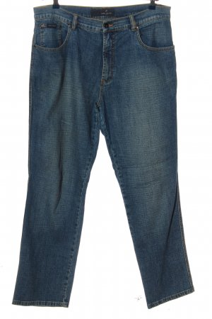 Daniel Hechter Straight Leg Jeans blue cotton