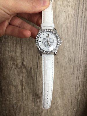 Daniel Khone Armband Uhr in weiß ❤️