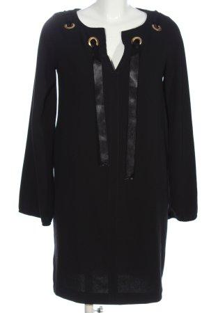 Daniel & Mayer Longsleeve Dress black casual look