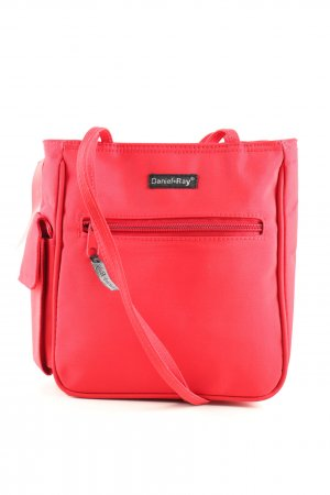 Daniel Ray Schultertasche rot Casual-Look